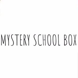 KIDS MYSTERY SCHOOL BOX